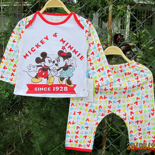 Do bo so sinh tay dai hinh Mickey