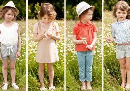Thời trang mùa hè cho bé yêu