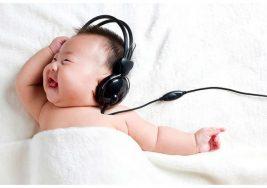 Tiêu chí chọn nhạc cho bé sơ sinh
