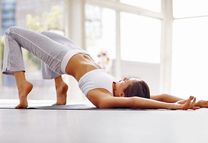 Giảm mỡ bụng sau sinh mổ với 5 bài tập siêu hiệu quả