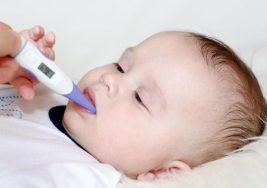 Mách mẹ cách xử lý nhanh khi trẻ sốt cao co giật