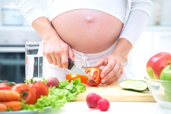 Bà bầu nên ăn gì trong 3 tháng cuối?