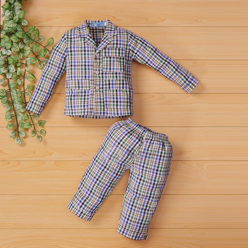 Đồ bộ pyjama kẻ sọc cho bé trai dài tay mặc ngủ Bo-soc-pyjama-be-trai%20(2)