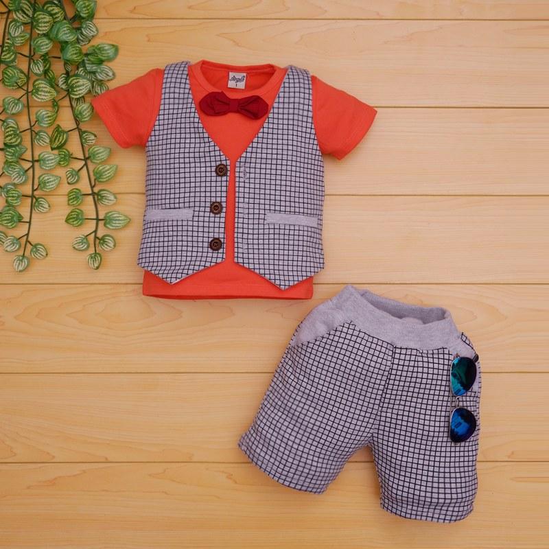 Bộ ghile cho bé trai bảnh bao diện Tết (9 tháng - 6 tuổi) Bo-ghi-le-set-3-mon-cho-be-trai%20(5)