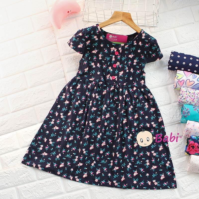 Đầm Tay Cánh Tiên Cho Bé Gái Nhiều Họa Tiết Dễ Thương Giá Rẻ Size Đại