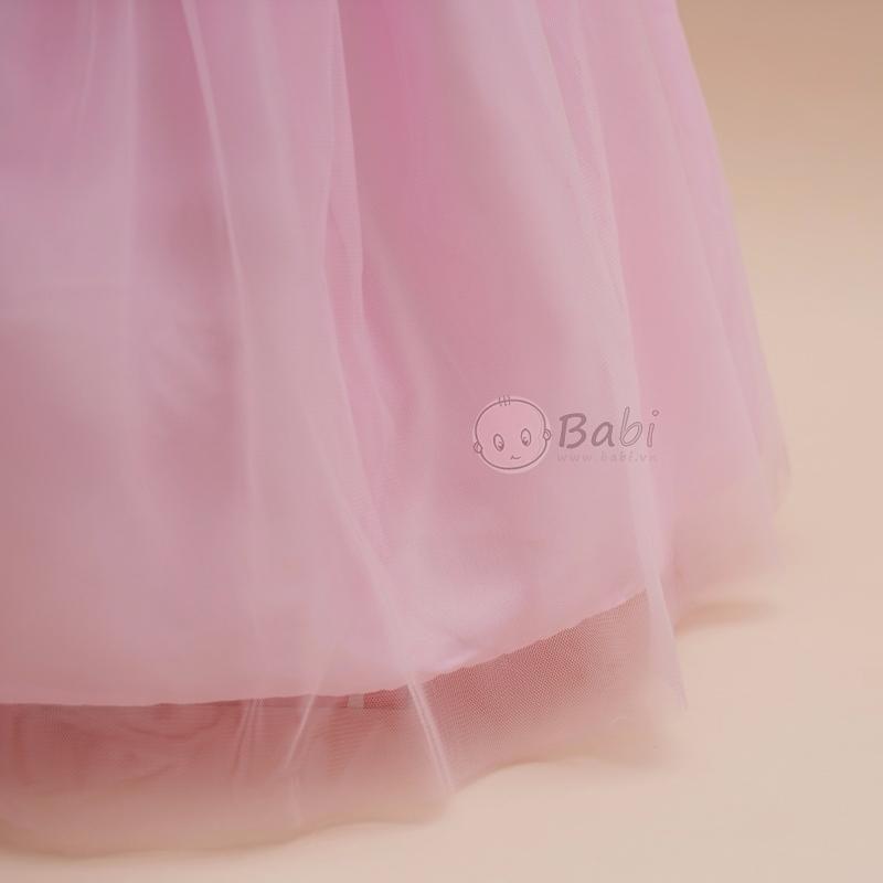 Váy đầm trẻ em cao cấp cho bé đi tiệc sang trọng