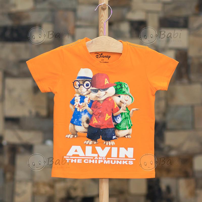 Với giá cực đẹp cho chiếc Áo thun bé trai hình 3 chú sóc ALVIN thật đáng  yêu này. Chắc chắn đây sẽ chiếc áo mà các bé trai rất là thích mỗi ...