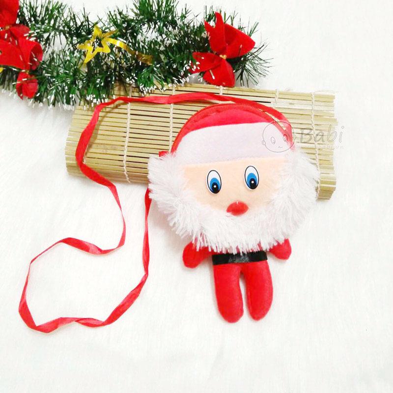 Phụ kiện túi ông Noel dành cho các bé trong đêm giáng sinh