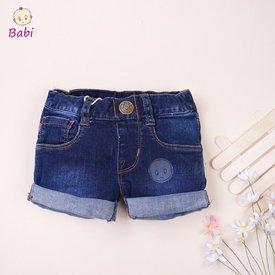 Quan Short Jeans Cho Be Gai Thoi Trang PSB