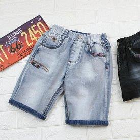 Quan Jeans Lung Cho Be Trai Ngay Nang Dong Size Dai (7- 13 tuoi)