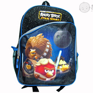 Ba lo 3D ANGRY BIRDS STAR WARS