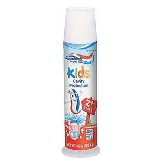 Kem danh rang cho be Aquafresh Kids Bubble Mint