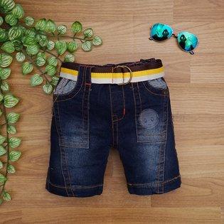 Quan jeans lung phoi soc ke kem day nit cho be trai