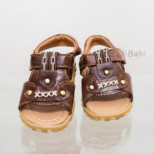 Giay sandal cho be trai
