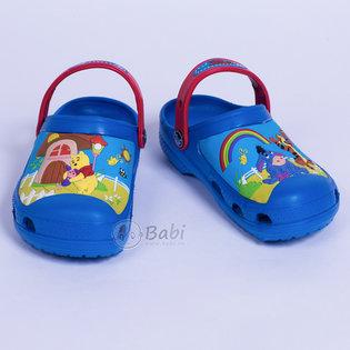Giay crocs Winnie The Pooh