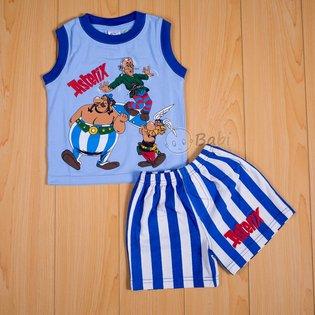 Bo be trai sat nach in hinh Asterix & Obelix