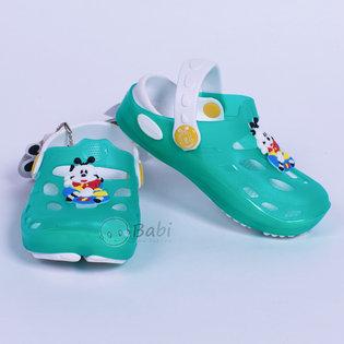 Giay crocs cho be hinh cun Babu