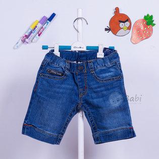 Quan jeans lung be gai xe lai