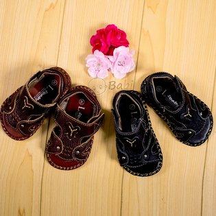 Giay sandal be trai may 9 lo chu Y