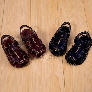 Giay sandal cho be trai nang dong