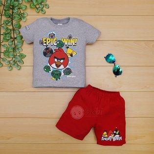 Do bo be trai hinh Angry Birds ngo nghinh