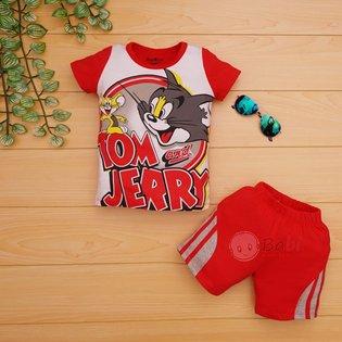 Do bo thun be trai hoat hinh Tom & Jerry (9 thang - 6 tuoi)