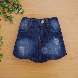 Quan jeans gia vay be gai nang dong (9 thang - 6 tuoi)