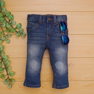 Quan jeans dai be trai ca tinh moi me (9 thang - 5 tuoi)