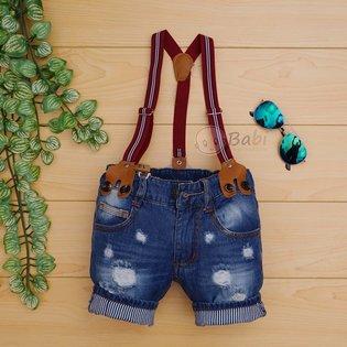 Quan jeans day deo cho be gai de thuong (1-7 tuoi)