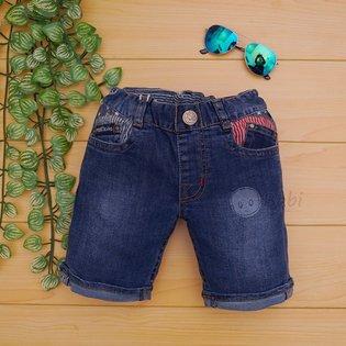 Quan shorts jeans be trai PSB lat lai phoi soc