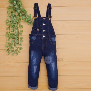 Quan yem jeans dai be gai thoi trang xuong pho