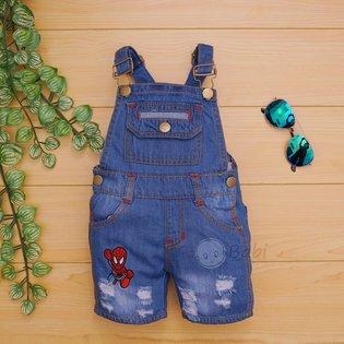 Yem jeans be trai in sieu nhan nhen (6 thang - 4 tuoi)