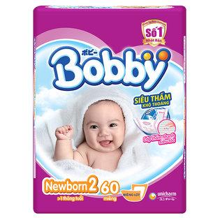 Ta (bim) lot so sinh Bobby NB2 -60 mieng ( tren 1 thang)