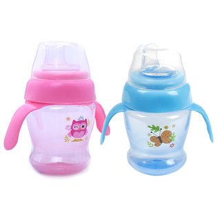 Coc tap uong tay cam num silicone AMI 150ml (AM55402)