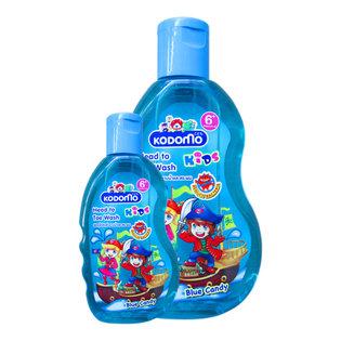 Dau Tam Goi Kodomo Blue Candy 200ml