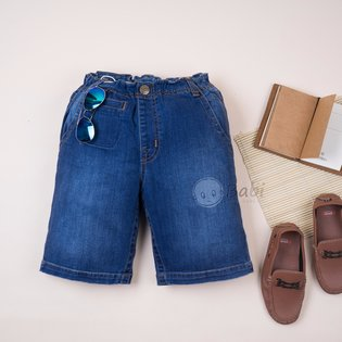 Quan jeans PSB lung be trai phoi tui doi (8 tuoi - 11tuoi)