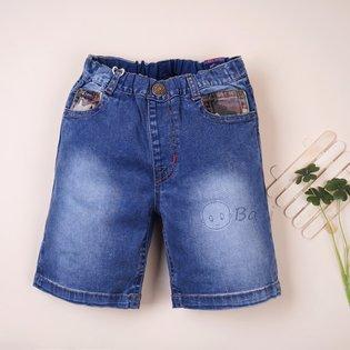 Quan jeans PSB lung phoi vai linh cho be trai (size dai)