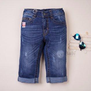 Quan jeans PSB ngo wash nhe lat lai cho be trai