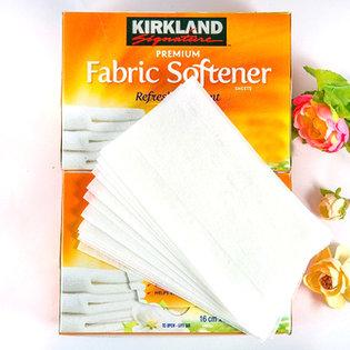 Giay thom quan ao Kirkland Fabric Softener 250 to