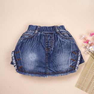 Quan short jeans gia vay cho be gai sanh dieu