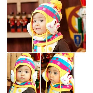 Non len cho be phoi tho cuc dang yeu (1-5 tuoi)