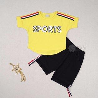 Bo ngan cho be gai theu chu Sports