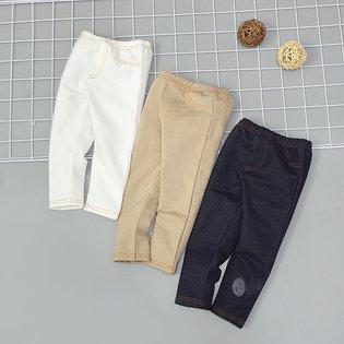 Quan legging gia jeans cho be gai dep 9 thang - 6 tuoi