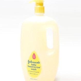 Sua tam goi toan than Johnson's baby head-to-toe wash 1000ml (USA)