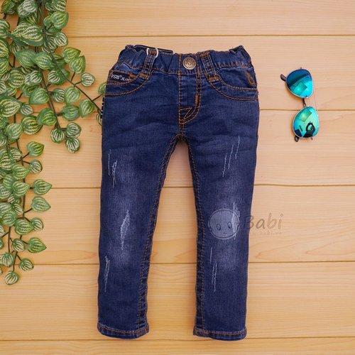 Quan jeans dai PSB wax nhe