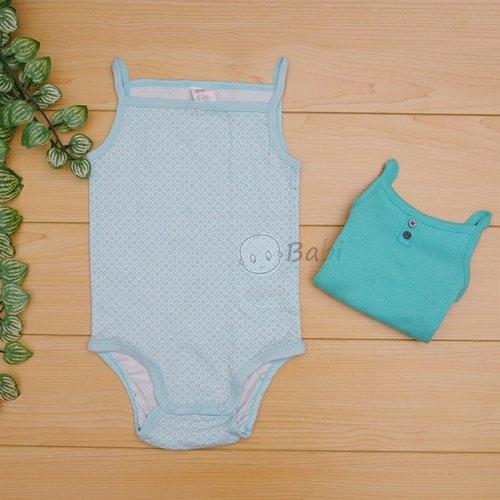 Bodysuit lien quan cho be gai sat nach (6 thang - 1 tuoi)