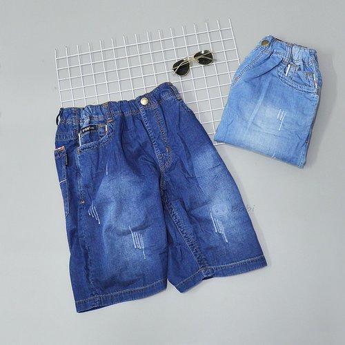 Quan jeans lung PSB wash nhe ca tinh cho be trai (size dai)