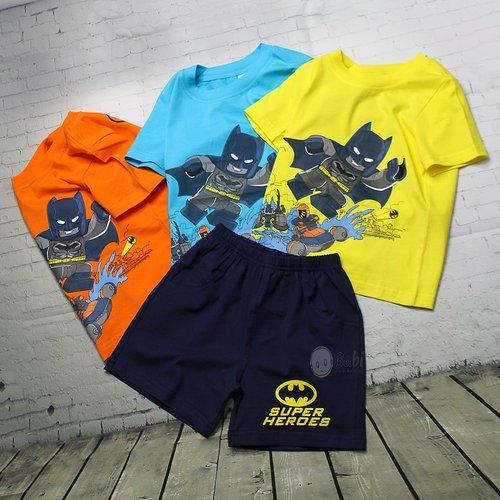 Bo do be trai tu 2 tuoi den 6 tuoi in hinh Batman yeu thich