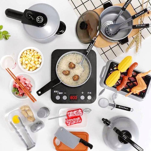 Bo Do Choi Nau An Cho Be Kitchen 36 Mon