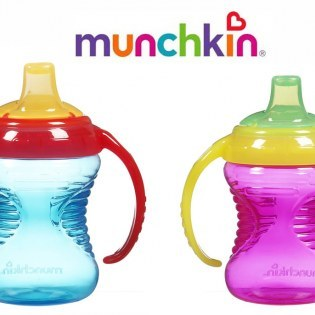 Coc tap uong Mighty Grip Munchkin 237ml